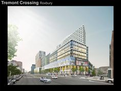 Developers of the proposed $500 million, mixed-use Tremont Crossing project believe they finally have the right mix to get the 