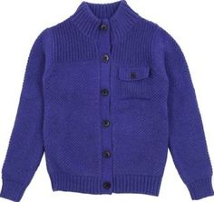 Aymara Fabian Cardigan `6 years Fabrics : Wool Fabrics : Acrylic stitch Details : Electric blue, High collar, Long sleeves, Breast pocket, Bontons nacrés, Ribbing Style : Casual http://www.comparestoreprices.co.uk/january-2017-7/aymara-fabian-cardigan-6-years.asp
