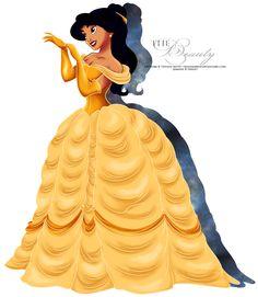 Jasmine en Belle