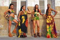 One love Jamaican Party, Jamaica Reggae, Funky Design, Reggae Music, African Fashion, Color Pop, Boho Chic, Street Style, Fashion Design