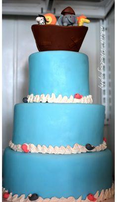 Noahs Ark Cake  www.nBluf.com
