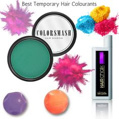Temporary Hair Color For Halloween 3 Good Options
