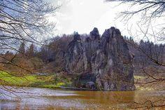 https://flic.kr/p/wnnVVL | Externsteine | © 2007 Hans Jürgen Groß  www.traumland-foto.blogspot.com
