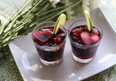 Cherry Lime Vodka Goodness!