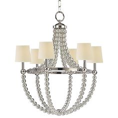 Danville Chandelier by Hudson Valley Lighting at Lumens.com