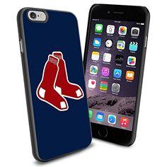 MLB Boston Red Sox Baseball, Cool iPhone 6 Smartphone Case Cover Collector iPhone TPU Rubber Case Black Phoneaholic http://www.amazon.com/dp/B00U09N3DM/ref=cm_sw_r_pi_dp_XVemvb0133YH4