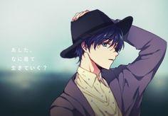 - - Please visit our website to support us! Cute Anime Pics, Cute Anime Boy, Anime Guys, Chica Anime Manga, Manga Boy, Anime Art, Boy Illustration, Boy Pictures, Kawaii