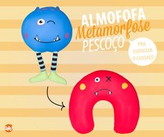 #almofofa #monstros #uatt