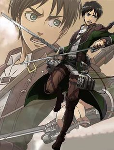 Attack on Titan ~~ Fight! :: Eren My faverite chracter chart goes number one eren 2 levi 3 armin 4 jean 5 erwin 6marco 7berthholdt 8 reiner 8 sasha 9 mikasa 10 hanj but my least favortie is annie