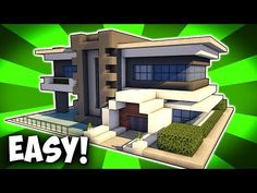 http://minecraftstream.com/minecraft-tutorials/minecraft-modern-house-tutorial-how-to-build-realistic-modern-mansion-2017/ - MINECRAFT MODERN HOUSE TUTORIAL! [How To Build] Realistic Modern Mansion (2017) ► Minecraft: How to build a modern house – Tutorial (Best Minecraft House Ever) Huge Mansion 2017 ► Follow My Social Media! ● Twitter: https://twitter.com/A1mostaddicted ● Instagram: https://www.instagram.com/a1mostaddicted ► Credits ♫ Song: Grandson &#82