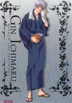 Bleach Manga, Gin Bleach, Bleach Renji, Bleach Characters, Manga Characters, Ichimaru Gin, Bleach Funny, Bleach Couples, Hot Anime Boy