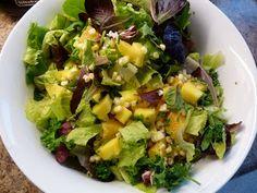 Raw Corn & Mango Chive Goodness
