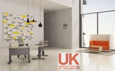 Made in Great Britain by Triumph Furniture