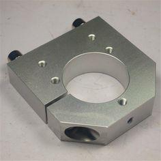 Horizon Elephant ShapeOkO 43 mm spindle mount for Kress aluminum alloy spindle mount DIY CNC 3D printer machine parts #Affiliate