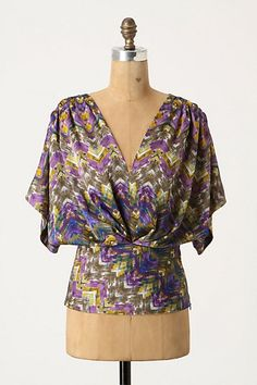 cute drapey top perfect for day and night.