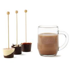 Opposites Attract Hot Chocolate, $33, now featured on Fab.
