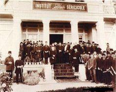"""Bursa'da 18 ağustos 1893 yılında açılan """"Harir Darü't-Tâlimi"""",Türkiye'nin ilk İpekçilik okulu dur"""