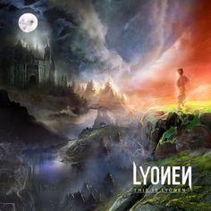 BEHIND THE VEIL WEBZINE: LYONEN released debut album Death Metal, Black Metal, Heavy Metal Bands, Debut Album, Php, Veil, Movie Posters, Link, App