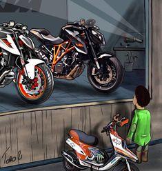 Cars Discover Image may contain: motorcycle Motorcycle Clipart Motorcycle Art Bike Art Stunt Bike Ktm Duke Peugeot 206 Cartoon Wallpaper Hd Ktm Rc School Motos Ktm, Ktm Motorcycles, Duke Bike, Ktm Duke, Stunt Bike, Moto Wallpapers, Animes Wallpapers, Moto Bike, Motorcycle Art