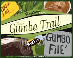 Gumbo. So many versions, so many cooks, so many contradictions. Such as: Only use a roux with poultry, filé with seafood. Use okra in the summer, filé in the winter. You have to have a chaurice in your gumbo. You must use andouille.