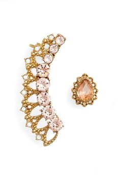 Free shipping and returns on Marchesa  Sunrise  Mismatched Earrings at  Nordstrom.com. d84a858eb72
