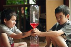 Make a Tornado in a Bottle with Instructions from Alex Nguyen Portraits