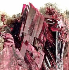 erythrite crystal / Mineral Friends <3