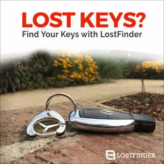 Lost Keys? Find Your Keys with LostFinder Where are my keys? Never lose your keys again with Lostfinder app. Find your lost keys using your phone. https://goo.gl/t01gAt #Lost #Fond #Key #MobileApllication #Android #AvailableNow