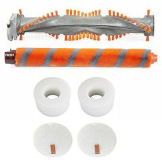 Roller Brushes Sponge Set For Shark Rotator DuoClean NV801Q Vacuum Cleaner Parts