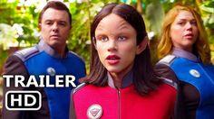 THE ORVILLE Official Trailer (2017) Star Trek Spoof, Seth MacFarlane Com...
