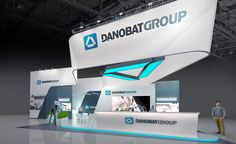 DanobatGroup on Behance
