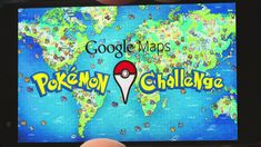 Google Maps Introduces the Pokémon Challenge, A Contest to Become an Official Pokémon Master at Google