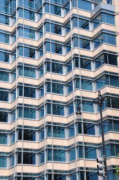 Democratic National Headquarters Building Facade