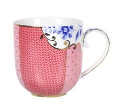 PIP Studio Porzellan Kleiner Kaffeebecher Royal Pink