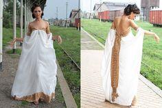 Ethiopian Dress by Fikirte Addis.