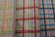 PLAID by Valori Wells/Bridgette Lane / Free Spirit Fabrics/ Cottonf fabric/ Plaid cotton fabric/ Fabric by the yard / Quilting fabric by HomemadeSunFabrics on Etsy