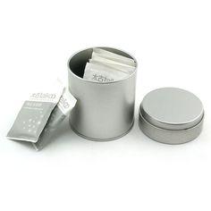 plug lid tea tin wholesale