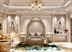 If Done Right, Your Master Bedroom Design Can Be A Wonderful Place. We At  ALGEDRA Offer Master Bedroom Interior Design Services.