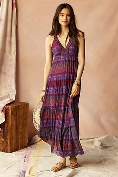 Rubus Maxi Dress - anthropologie.com #weston #westonsanfrancisco #westonwear