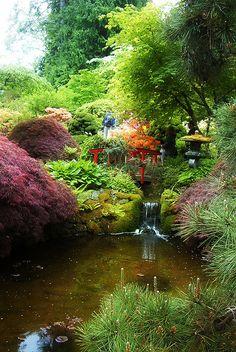 Butchart Gardens, Victoria, BC