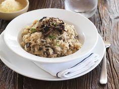 Risotto mit Pilzen - smarter - Zeit: 30 Min. | eatsmarter.de Pilzrisotto : ein absoluter Klassiker.