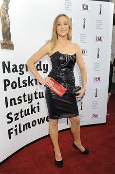 Sonia Bohosiewicz w seksownej małej czarnej
