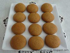 RECEITAS AUSTRÍACAS E ALEMÃS - DOCES: BOLACHA DE MEL – Honig Brot