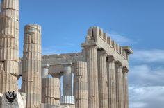 The famous Acropolis #3