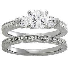 Call us for engagement rings! We can create the ring of your dreams. www.bishopsjewelry.com