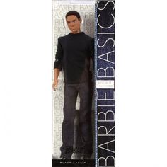 Black dolls | Barbie Basics Black Label Collection Ken Doll, African-American