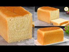 Loaf Recipes, Easy Bread Recipes, Cooking Recipes, Eggless Biscotti Recipe, Bread Bun, Bread Rolls, Homemade White Bread, Tiffin Box, Dinner Rolls Recipe