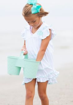 Our Sophie Cover up is perfect for your little one right after a little swim sesh! See size guide. Girls Dresses, Flower Girl Dresses, Summer Dresses, Beach Girls, Handmade Clothes, Little Girls, Girl Outfits, Cover Up, Shirt Dress