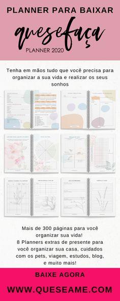 Planners, Bullet Journal, Ipad, Download Planner, Free Printables, Blog, Goodies, Diy, Student Planner Printable