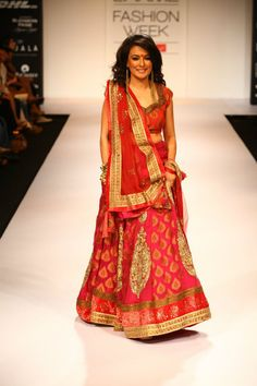 Payal Kapoor Lakme India Fashion Week WinterFestive 2012_12
